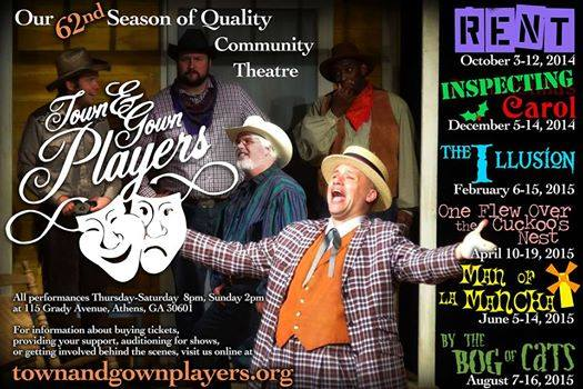 Tickets for The Importance of Being Earnest in Athens from ShowClix