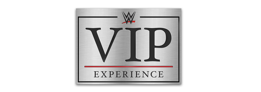 Find tickets from WWE VIP Experience