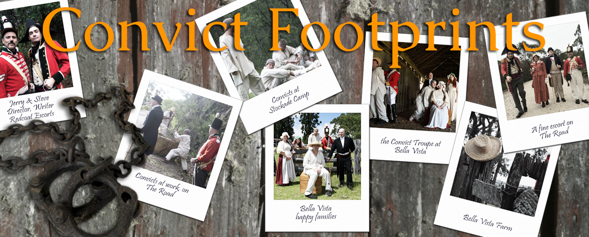 Find tickets from Convict Footprints Productions Inc.