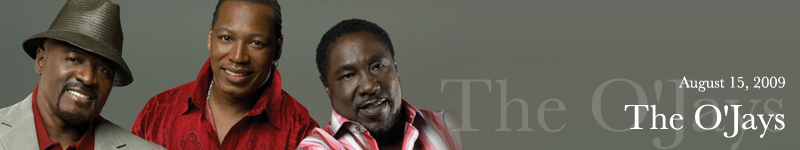 Tickets for O'Jays Benefit Concert in Canton from ShowClix