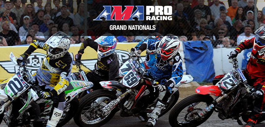 Tickets for AMA Pro Grand National Championship in Castle Rock from ShowClix