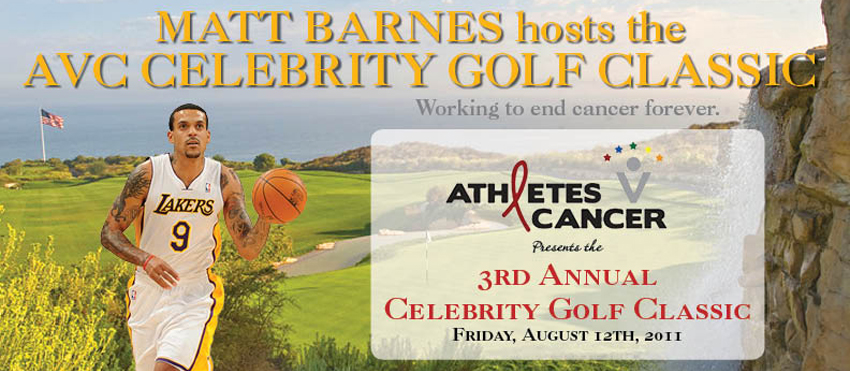 Tickets for Matt Barnes Celebrity Golf Classic in Rancho Palos Verdes from ShowClix