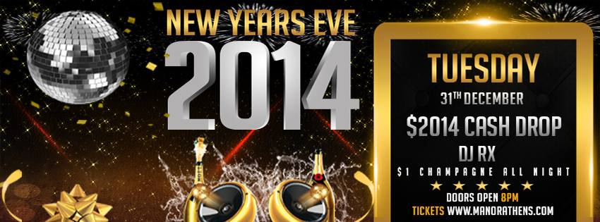 Tickets for 2012 ATHENS NEW YEARS EVE in Athens from ShowClix