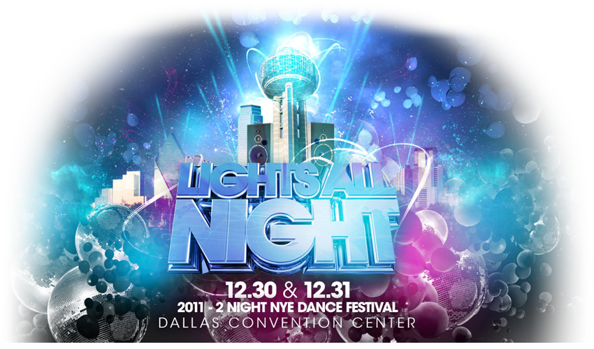 Tickets for LIGHTS ALL NIGHT in Dallas from ShowClix