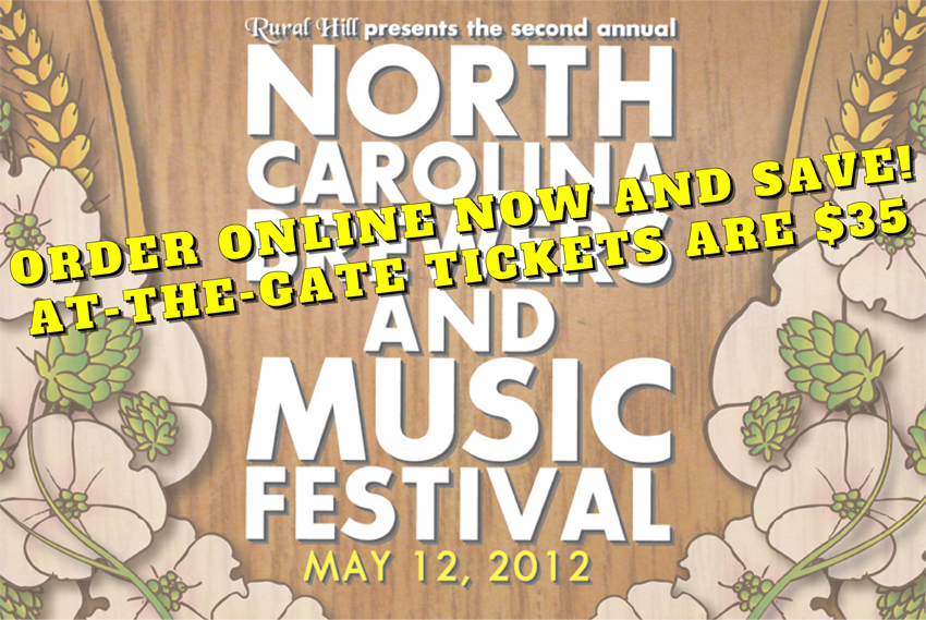 Tickets for NC Brewers & Music Festival in Huntersville from ShowClix