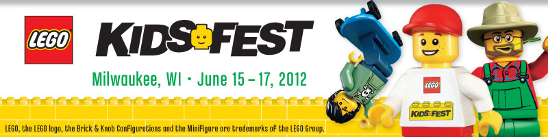 Tickets for LEGO KidsFest Milwaukee in Milwaukee from ShowClix