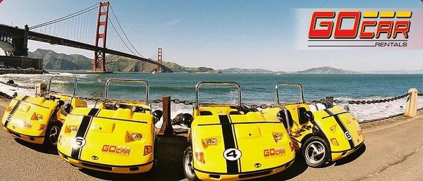 Tickets for GoCar Tours in San Francisco from ShowClix