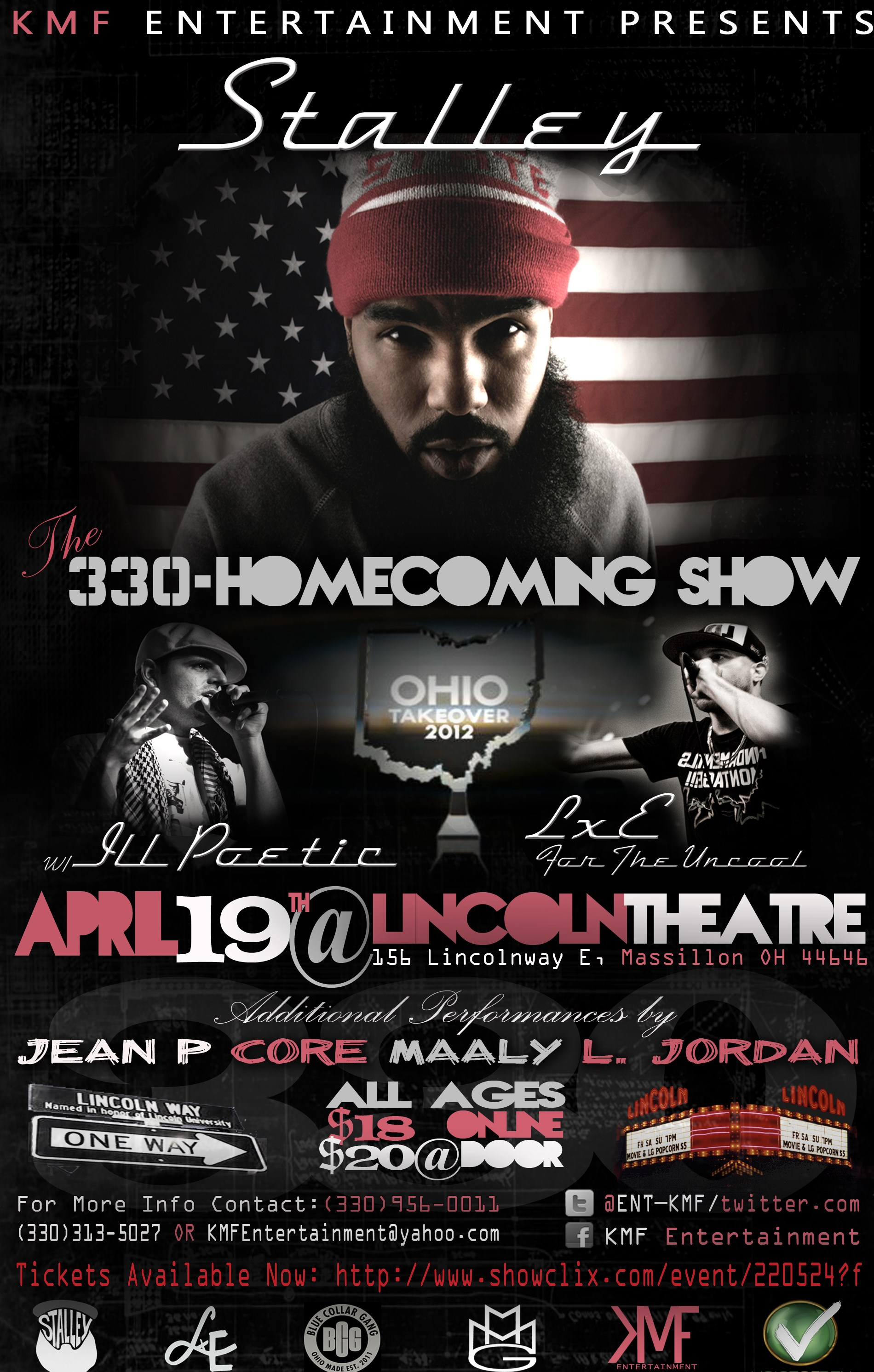 Tickets for Stalley Homecoming Concert in Massilion from ShowClix