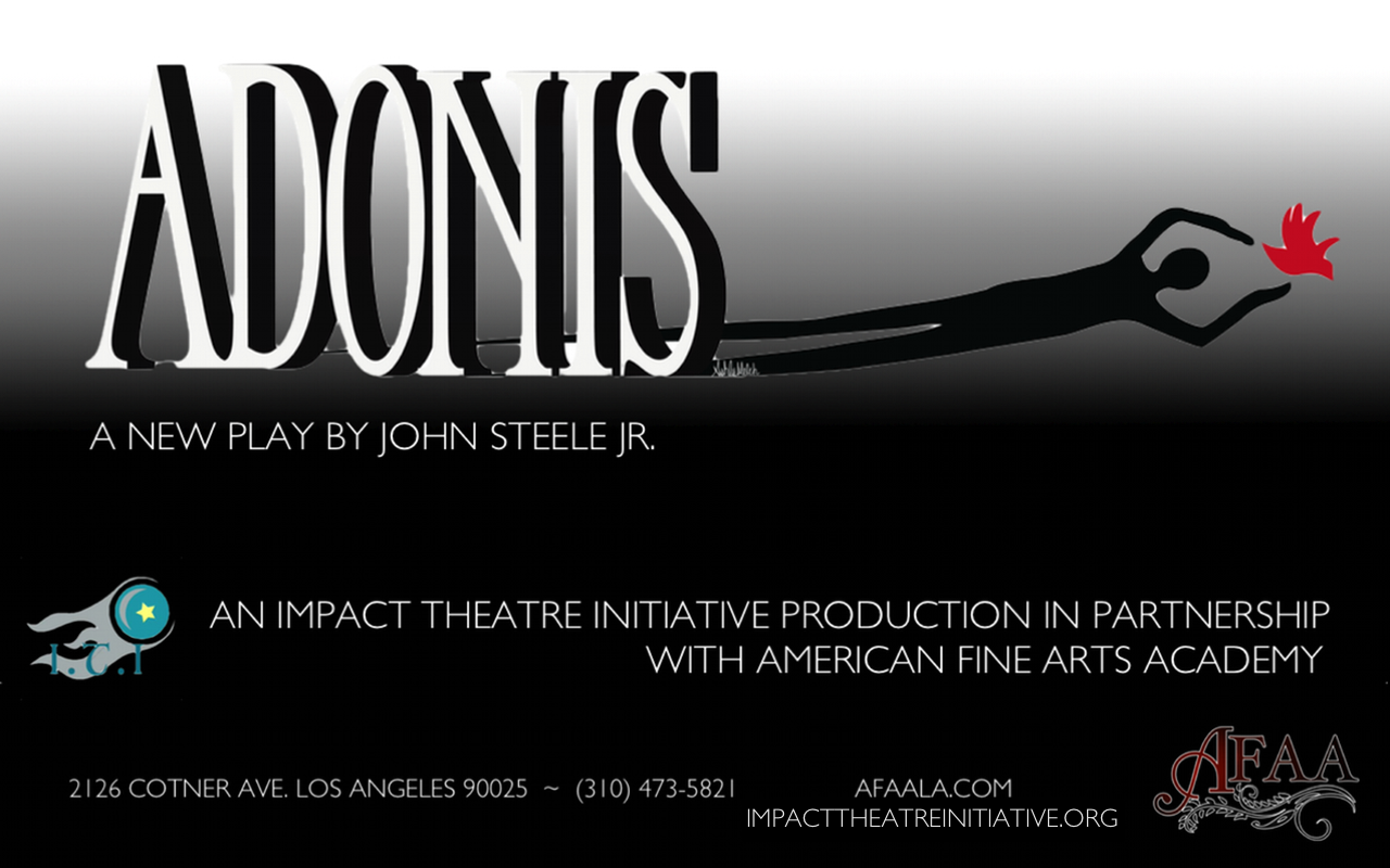Tickets for ADONIS in Santa Monica from ShowClix