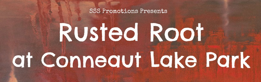 Tickets for Rusted Root at Conneaut Lake Park in Conneaut Lake Park from ShowClix