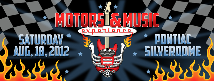 Tickets for Motors & Music Experience in Pontiac from ShowClix