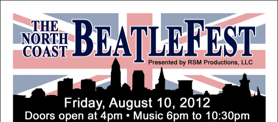 Tickets for North Coast BeatleFest in Berea from ShowClix