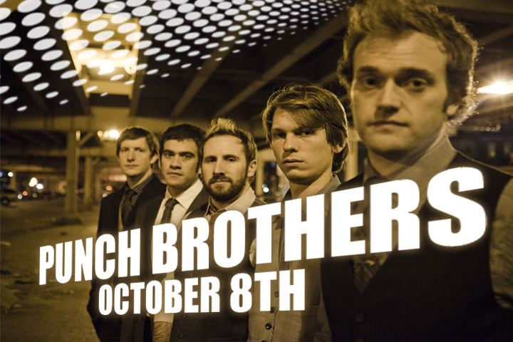 Tickets for Punch Brothers & Tom Brosseau in Kent from ShowClix