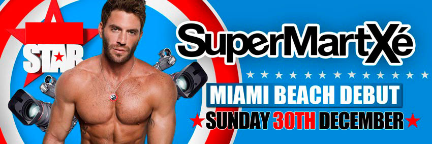 Tickets for SuperMartXe Miami Beach: VIP Event in Miami Beach from ShowClix