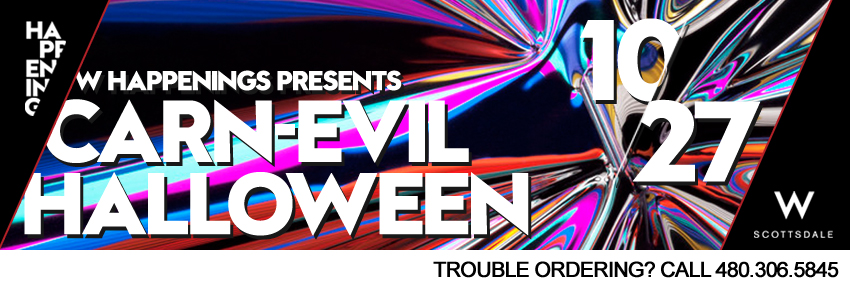 Tickets for CarnEvil in Scottsdale from SLE TIX