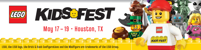 Tickets for LEGO KidsFest Texas 2013 in Houston from ShowClix