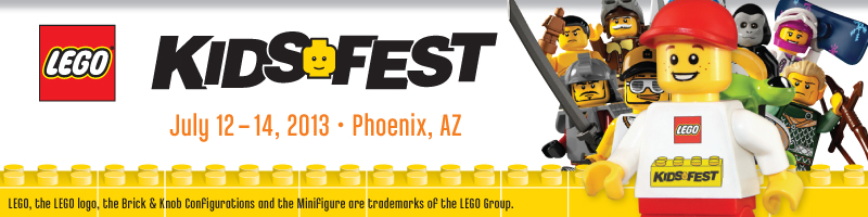 Tickets for LEGO KidsFest Phoenix in Glendale from ShowClix