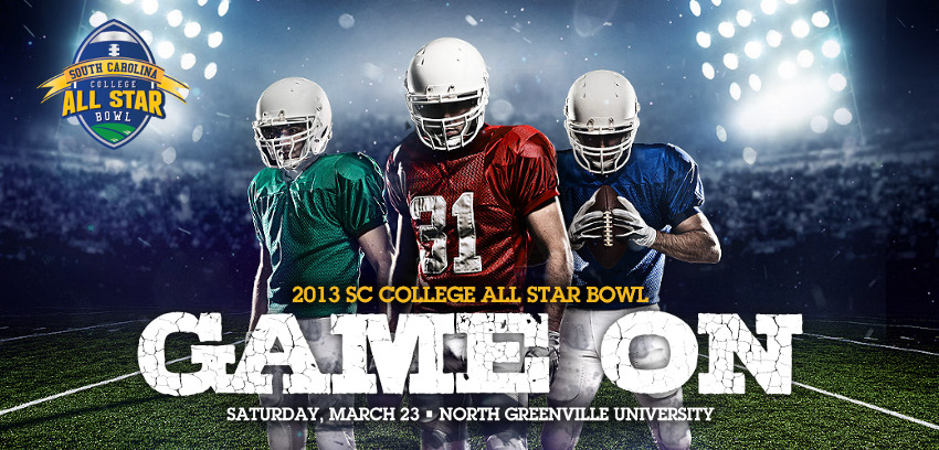 Tickets for SC College All Star Bowl in Tigerville from ShowClix