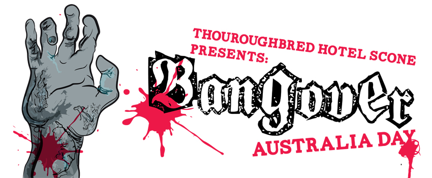 Tickets for Bang Over in Scone from Ticketbooth