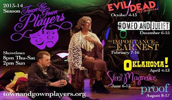 Tickets for Steel Magnolias in Athens from ShowClix