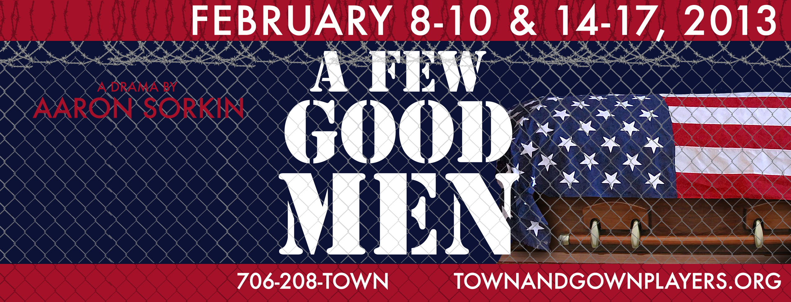 Tickets for A Few Good Men in Athens from ShowClix