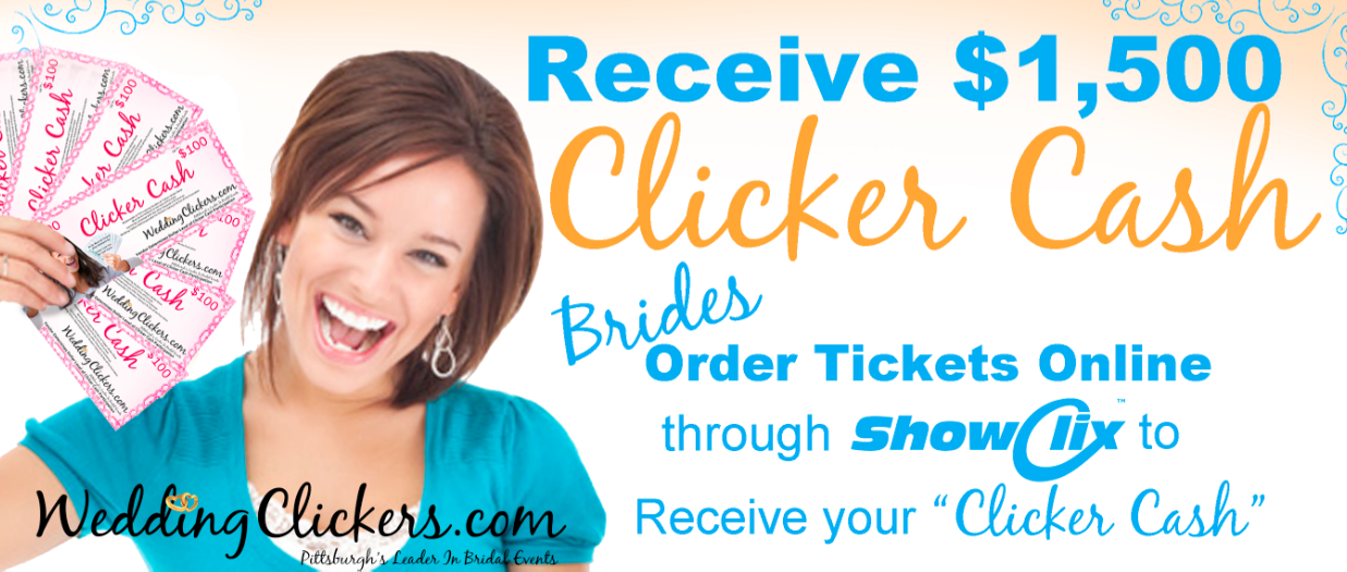 "Tickets for Rivers Casino ""Lucky in Love"" Bridal Show in Pittsburgh from ShowClix"