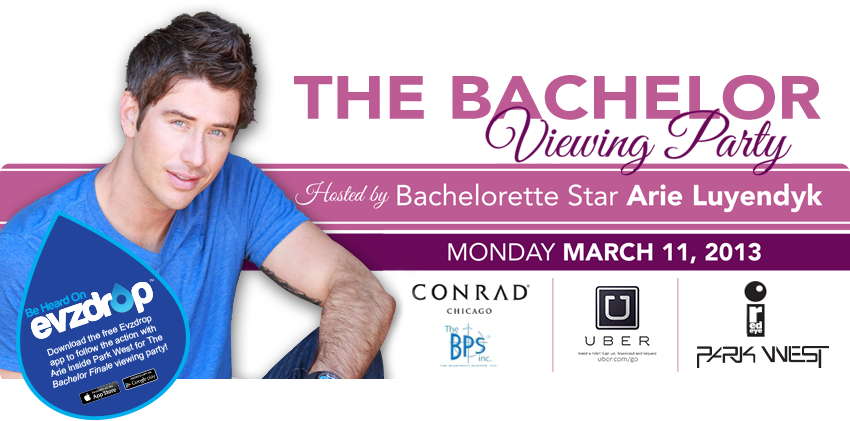 Tickets for The Bachelor Finale Viewing Party in Chicago from ShowClix