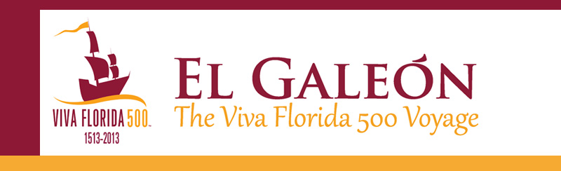 Tickets for El Galeón: The Viva Florida 500 Voyage in St. Augustine from ShowClix