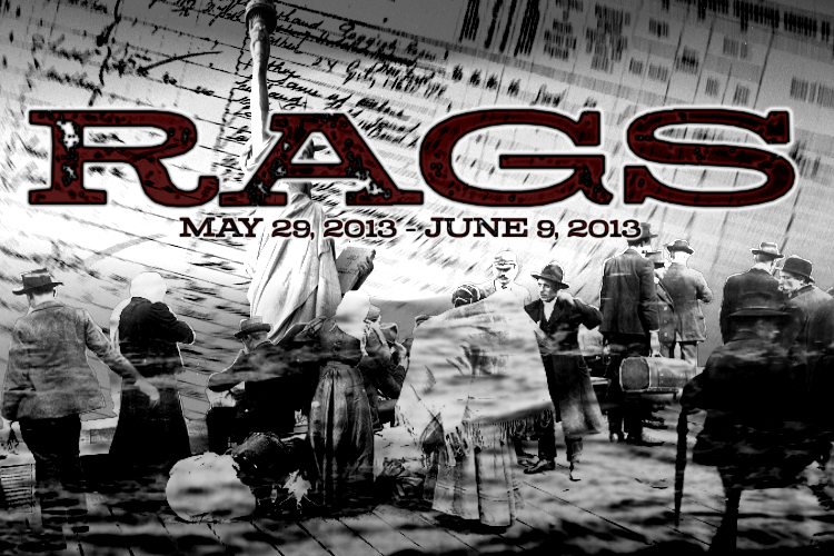 Tickets for RAGS: the musical in New York from ShowClix