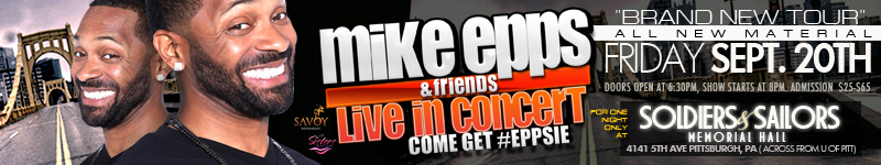 Tickets for MIKE EPPS & FRIENDS #EPPSIE in Pittsburgh from ShowClix