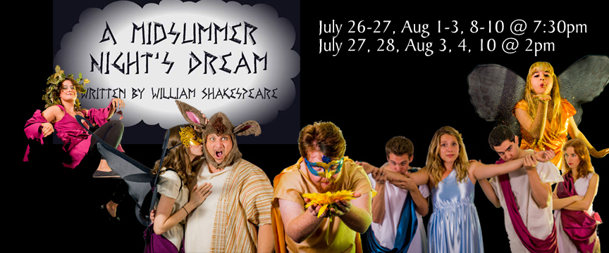 Tickets for A Midsummer Night's Dream in Glendale from ShowClix