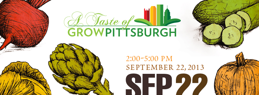 Tickets for A Taste of Grow Pittsburgh in Pittsburgh from ShowClix