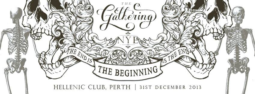 Tickets for The Gathering : NYE in Perth from Ticketbooth