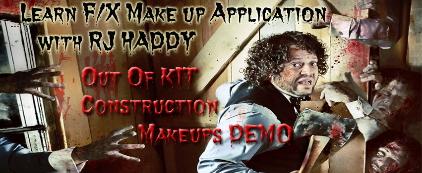 Tickets for Out of Kit Construction MAKEUP in Dallas from ShowClix