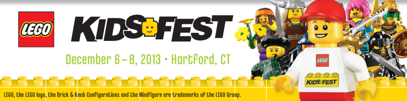 Tickets for LEGO KidsFest New England in Hartford from LIFE Marketing and Events