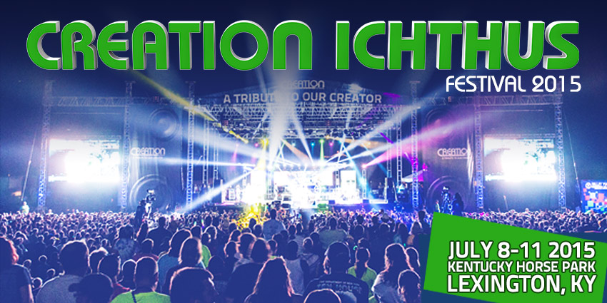 Tickets for Ichthus Festival in Lexington from ShowClix