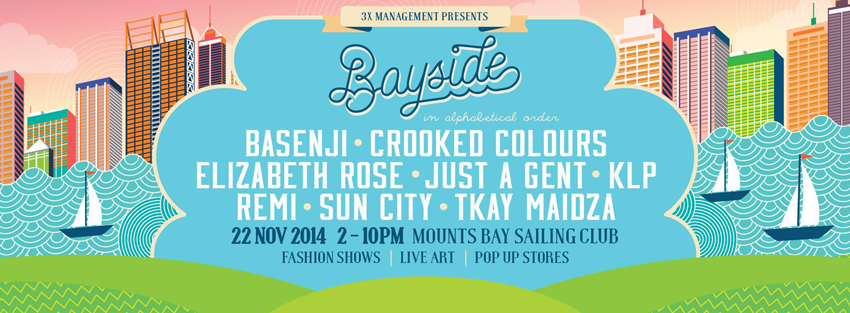 Tickets for Bayside 2014 in Crawley from Ticketbooth