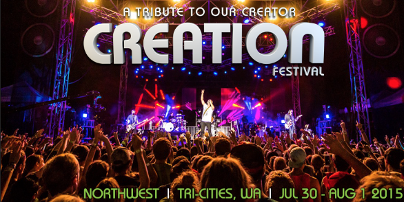 Tickets for Creation Festival - Northwest Staff in Kennewick from Creation Festivals LLC and Sonshine Festivals
