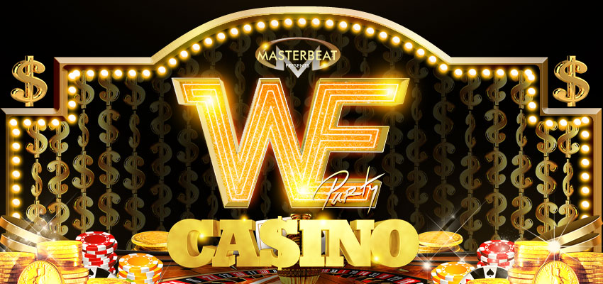 Tickets for WE Party: Casino | NYC Pride in New York from ShowClix