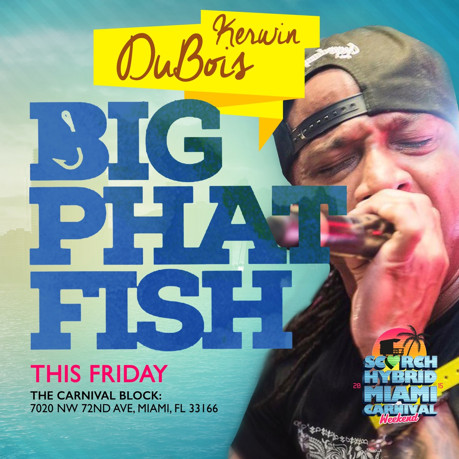 Tickets for Big Phat Fish Anniversary W Kerwin Dubois in Doral from ShowClix
