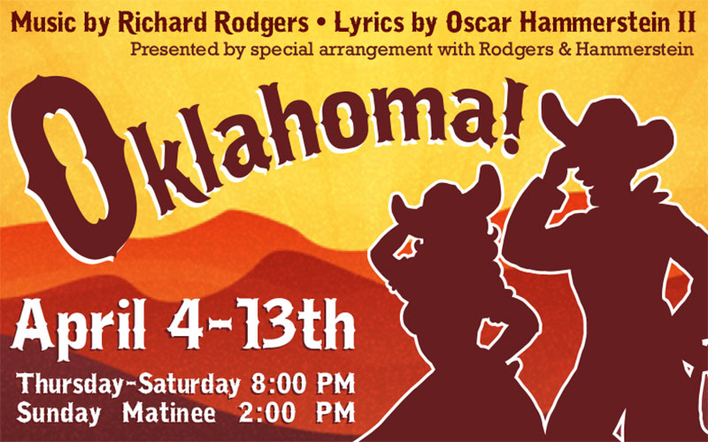 Tickets for Oklahoma! in Athens from ShowClix