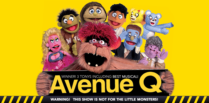 Tickets for Avenue Q The Musical in Toronto from Ticketwise