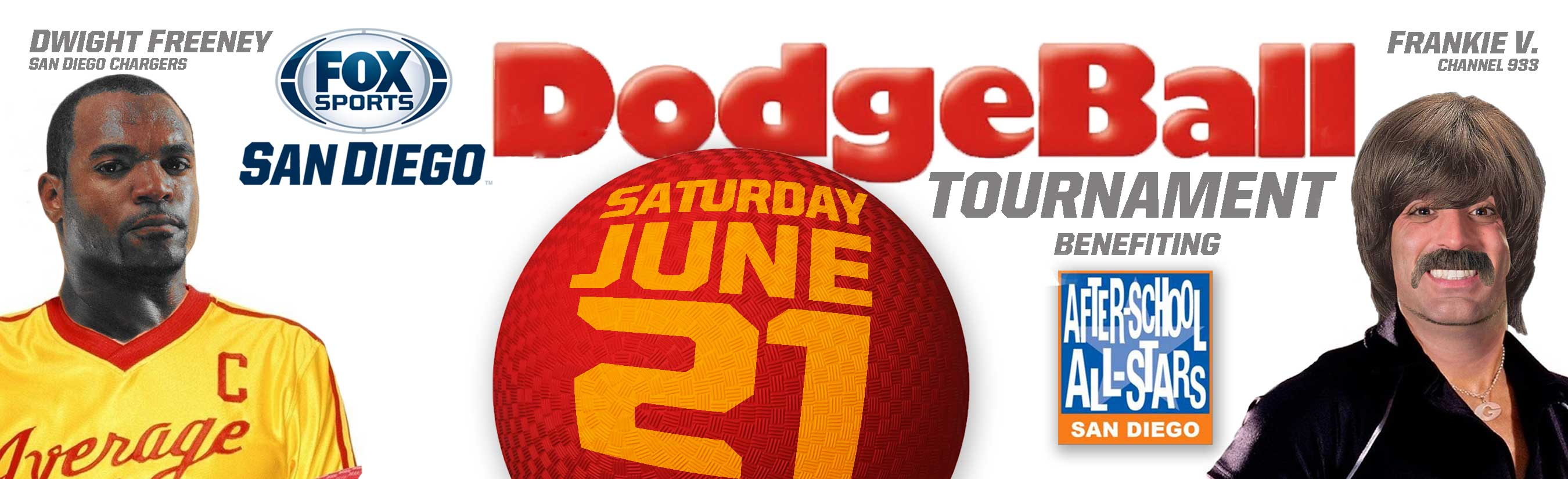 Tickets for FOX Sports San Diego Dodgeball in San Diego from ShowClix