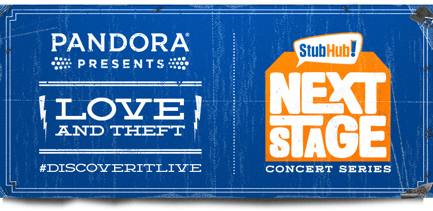 Tickets for Pandora Presents Love and Theft with Mickey Guyton in Nashville from StubHub Box Office