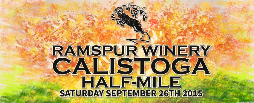 Find tickets from Calistoga Half Mile