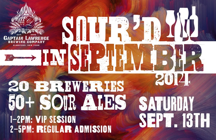Tickets for Sour'd in September in Elmsford from BeerFests.com