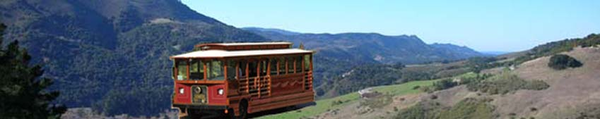 Tickets for Wine Trolley 2020 - Monterey to Carmel Valley in Monterey from ShowClix