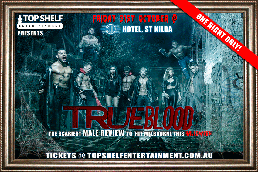 Find tickets from Top Shelf Entertainment Melbourne