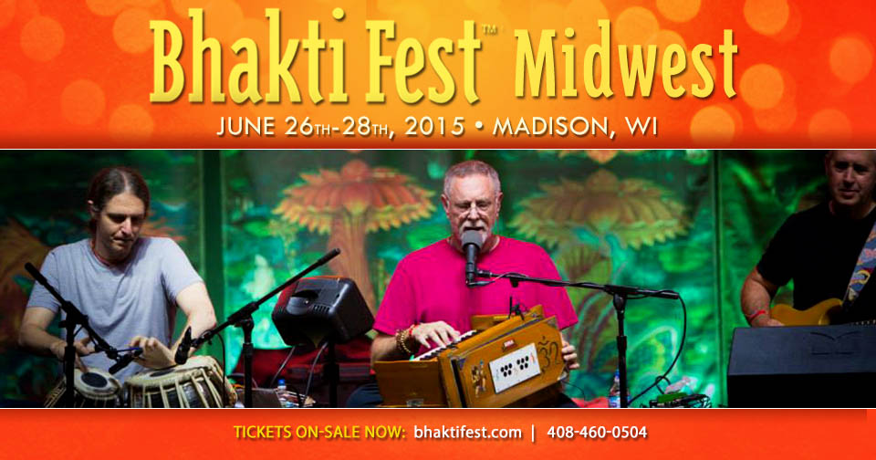 Tickets for Bhakti Fest Midwest 2015 in Madison from BrightStar Live Events