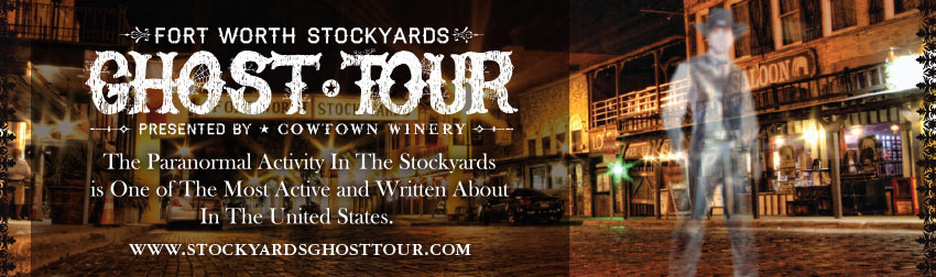 Tickets for Stockyards Ghost Tour in Fort Worth from Grapevine TicketLine